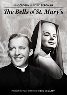 The Bells of St. Mary's - DVD cover (xs thumbnail)