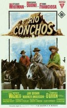 Rio Conchos - Spanish Movie Poster (xs thumbnail)