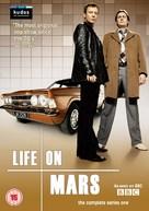 """Life on Mars"" - British DVD movie cover (xs thumbnail)"