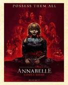 Annabelle Comes Home - Dutch Movie Poster (xs thumbnail)