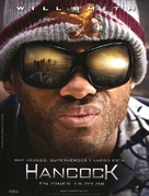 Hancock - Spanish Movie Poster (xs thumbnail)