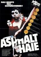 Pixote: A Lei do Mais Fraco - German Movie Poster (xs thumbnail)