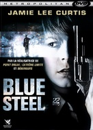 Blue Steel - French DVD movie cover (xs thumbnail)
