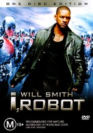 I, Robot - Australian Movie Cover (xs thumbnail)