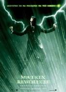 The Matrix Revolutions - Polish poster (xs thumbnail)