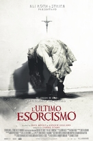 The Last Exorcism - Italian Movie Poster (xs thumbnail)