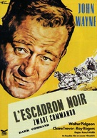 Dark Command - German Movie Poster (xs thumbnail)