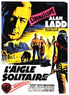 Drum Beat - French Movie Poster (xs thumbnail)