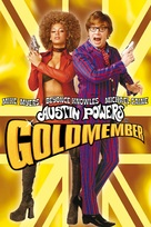 Austin Powers in Goldmember - DVD cover (xs thumbnail)