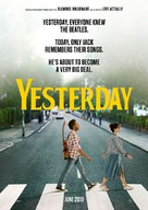 Yesterday - Swedish Movie Poster (xs thumbnail)