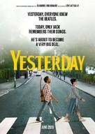 Yesterday - Swedish Movie Poster (xs thumbnail)