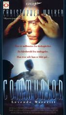 Communion - Norwegian Movie Cover (xs thumbnail)