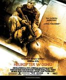 Black Hawk Down - Czech Movie Poster (xs thumbnail)