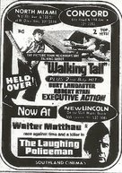 Walking Tall - poster (xs thumbnail)