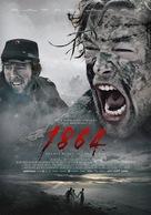 """1864"" - Danish Movie Poster (xs thumbnail)"