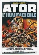 Ator l'invincibile - Italian Movie Poster (xs thumbnail)