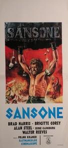 Sansone - Italian Movie Poster (xs thumbnail)