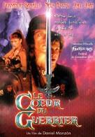 El corazón del guerrero - French DVD cover (xs thumbnail)
