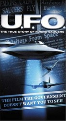 Unidentified Flying Objects: The True Story of Flying Saucers - VHS cover (xs thumbnail)