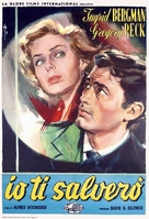 Spellbound - Italian Theatrical poster (xs thumbnail)