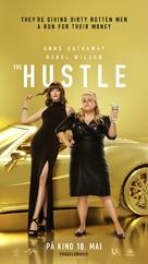 The Hustle - Norwegian Movie Poster (xs thumbnail)