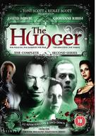 """The Hunger"" - British DVD movie cover (xs thumbnail)"