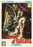 Kanal - Italian Movie Poster (xs thumbnail)