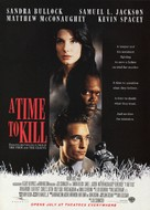 A Time to Kill - Movie Poster (xs thumbnail)