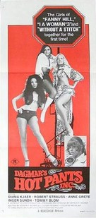 Dagmars Heta Trosor - Australian Movie Poster (xs thumbnail)