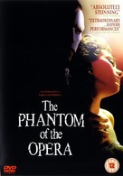 The Phantom Of The Opera - British Movie Cover (xs thumbnail)