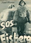 S.O.S. Eisberg - German Movie Poster (xs thumbnail)