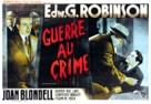 Bullets or Ballots - French Movie Poster (xs thumbnail)