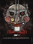 Saw VI - French Movie Poster (xs thumbnail)