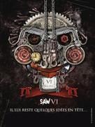 Saw VI - French Movie Poster (xs thumbnail)