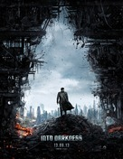 Star Trek: Into Darkness - Italian Movie Poster (xs thumbnail)