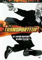 The Transporter - French Movie Cover (xs thumbnail)