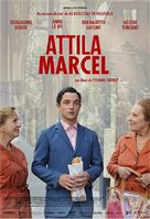Attila Marcel - Brazilian Movie Poster (xs thumbnail)