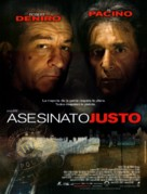 Righteous Kill - Spanish Movie Poster (xs thumbnail)