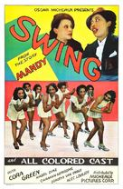 Swing! - Theatrical movie poster (xs thumbnail)