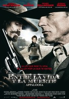 Appaloosa - Mexican Movie Poster (xs thumbnail)