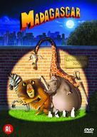 Madagascar - Dutch DVD movie cover (xs thumbnail)