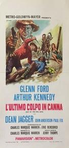 Day of the Evil Gun - Italian Movie Poster (xs thumbnail)