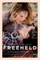 Freeheld - British Movie Poster (xs thumbnail)