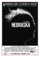 Nebraska - Romanian Movie Poster (xs thumbnail)