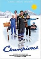 Champions - Swiss Movie Poster (xs thumbnail)