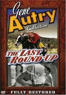 The Last Round-up - DVD cover (xs thumbnail)