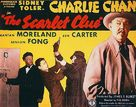 The Scarlet Clue - Movie Poster (xs thumbnail)