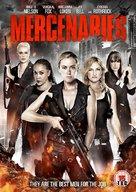 Mercenaries - British DVD movie cover (xs thumbnail)