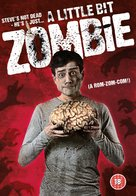 A Little Bit Zombie - British DVD movie cover (xs thumbnail)