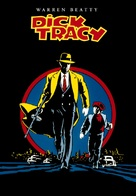 Dick Tracy - DVD movie cover (xs thumbnail)